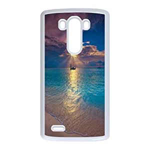 DIY Stylish Printing The Sea Cover Custom Case For LG G3 V66Q952025