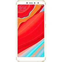 Xiaomi Redmi S2 - (Dual SIM) with 3GB RAM and 32GB Storage 5.99-Inch Android 8.1, MIUI 9 UK Version SIM-Free Smartphone - Gold (Official UK Launch)