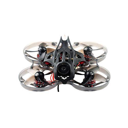 Happymodel Mobula7 HD 75mm FPV Mini Drone w/CADDX Turtle V2 HD Camera, 3S 11.4v 300mah 30C/60C high-Rate Battery, Fun Gift for Kids Built-in Batterty (Frsky Non-EU Version)