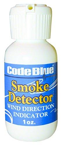 - Code Blue Smoke Detector Wind Direction Indicator