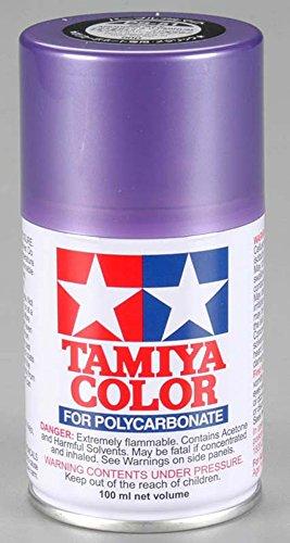 TAMIYA PS-51 Purple Anodized Aluminum Lexan Spray Paint