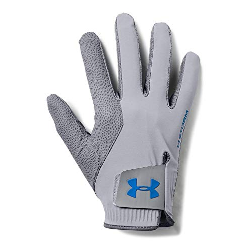 Under Armour UA Storm Golf Gloves LG Steel