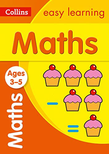 Maths Ages: Ages 4-5 (Collins Easy Learning Preschool)]()