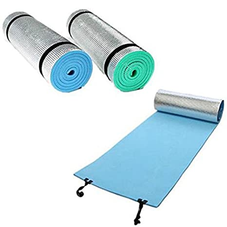 Amazon.com: 6 mm moistureproof Fitness EVA Yoga Mat Cojín ...