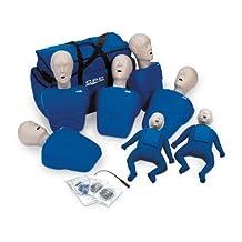 TPAK700/TPAK700T CPR Prompt 5 Adult/Child Manikins & 2 Infant Manikins (Tan o...