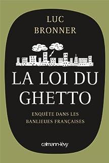 La loi du ghetto : enquête dans les banlieues françaises, Bronner, Luc