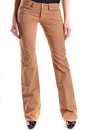 Mcbi242043o Donna Pinko Marrone Cotone Jeans E5HHqxwA