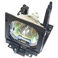 PLC-XF60A Sanyo Projector Lamp Replacement. Projector Lamp Assembly with High Quality Genuine Original Philips UHP Bulb Inside.