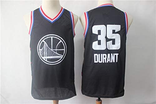 cheaper 56bf5 1cfc5 Kevin Durant NO.35 Golden State Warriors All-Star Jersey ...