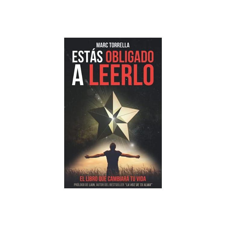 Reseña del libro Estás obligado a leerlo de Marc Torrella.
