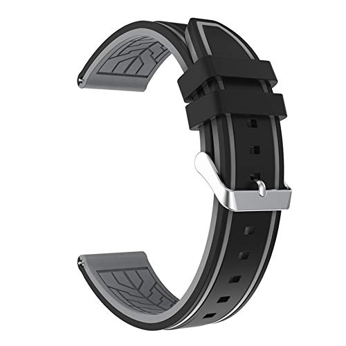 Jewh Sports Strap - Smart Watch Silicone Bracelet - Strap Band Samsung Gear S3 - Frontier