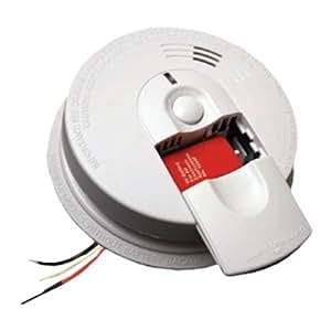 firex kidde i5000 hardwire ionization smoke alarm with battery backup smoke detectors. Black Bedroom Furniture Sets. Home Design Ideas