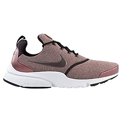 Nike Womens Presto Fly Fabric Low Top Lace Up Running, Multicolor, Size 6.0 US