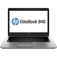 HP EliteBook L4A19UT#ABA 14-Inch Laptop (Black)