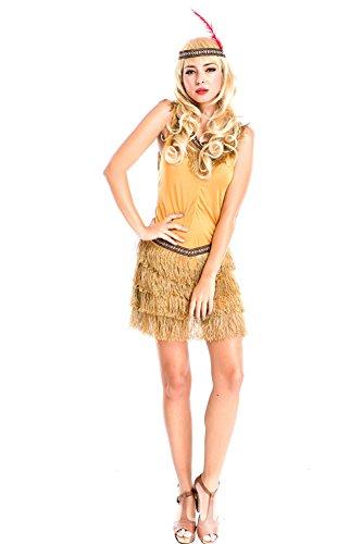 LLY Chasseur Tribal Jeu de Costumes Uniformes européens et américains Cosplay fête d'halloween Costume