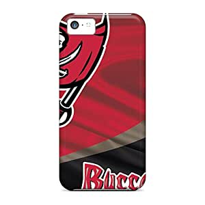 Defender Case For Iphone 5c, Tampa Bay Buccaneers Pattern