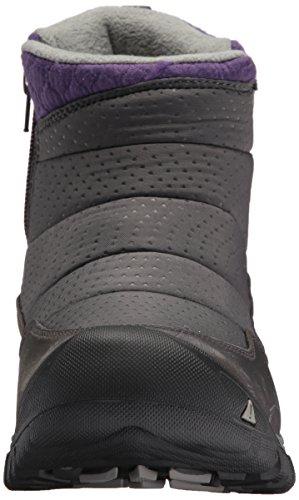 Pictures of KEEN Women's Hoodoo iii Low Zip- 1017735 Earl Grey/Purple Plumeria 6