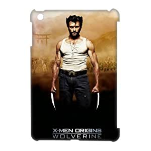 Custom Hugh Jackman X-Men Origins: Wolverine Leading Actor Hard Case for Retina iPad Mini (iPad mini 2) 3D