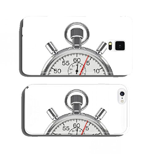 stopwatch-mechanical-clock-timer-chrome-isolated-cell-phone-cover-case-samsung-s5