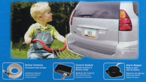 Bumper Guard - Back-Up Alarm At A Glance