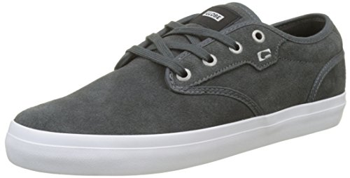 Grigio Dark Shadow Sneaker Uomo Motley 000 Globe w4It1q