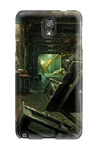 Top Quality Case Cover For Galaxy Note 3 Case With Nice Attractive Bayou Shootout Appearance