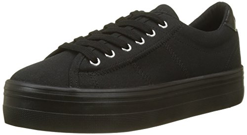 Canvas Basses Name No Baskets Femme Sneaker Plato znBW6q4