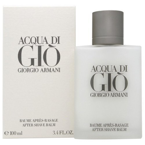 Acqua Di Gio By Giorgio Armani For Men. Aftershave 3.4 Oz.