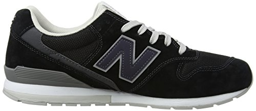 Nuovo Equilibrio Herren Mrl996v1 Sneaker Schwarz (nero)