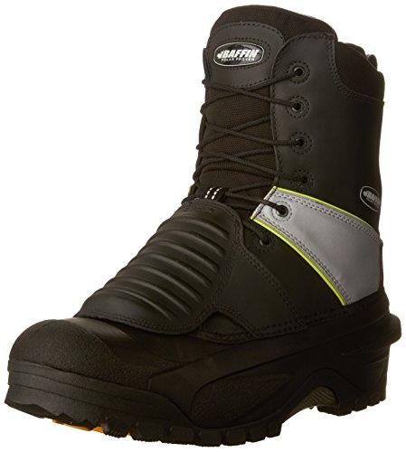 Baffin Blastcap Safety Boot, Black/Hi-Viz Black/Hi Viz