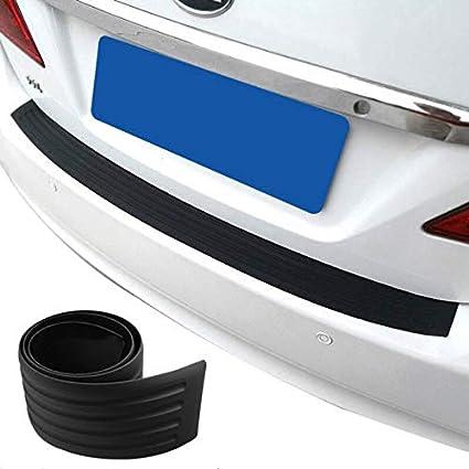 Amazon.com: Car Trunk Rubber Bumper Guard Protector ...