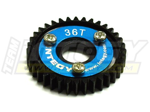 UPC 917890039792, Integy RC Hobby T3179 36T Steel Spur Gear for 1/10 Revo & Slayer(both)