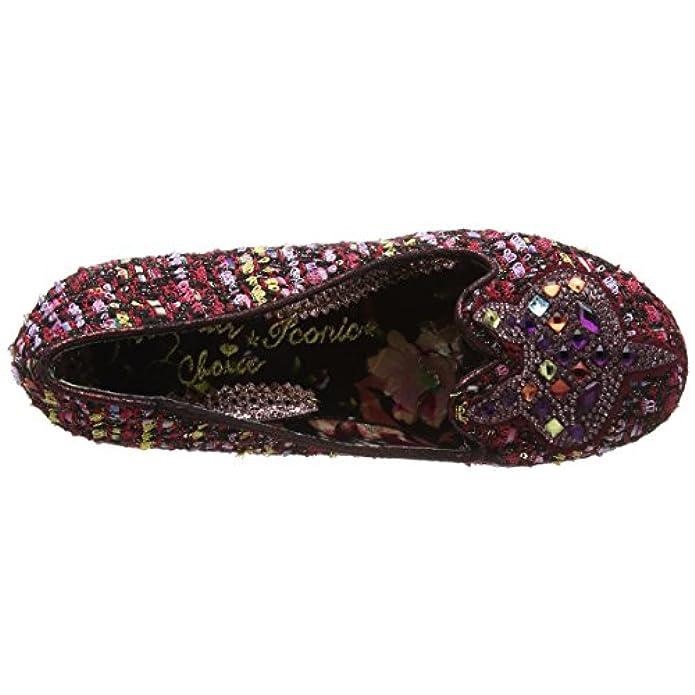 Scarpe E Borse Da Donna Col Tacco Irregular Choice - Miss Foxy Punta Chiusa