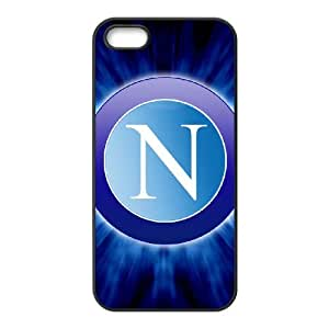 Ssc napoli 16 iPhone 5 5s Cell Phone Case Black xlb2-237606