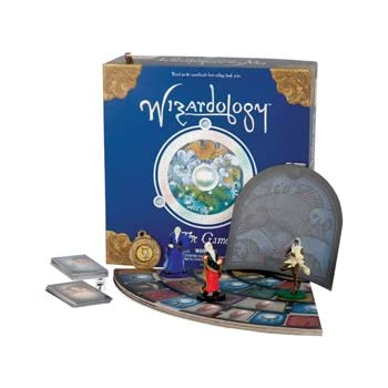 Sababa Wizardology Deluxe Board Game