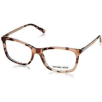 aff35a5354 Michael Kors Antibes Eyeglasses MK4016 3032 Sunset Confetti Tortoise 53 17  140 0MK4016