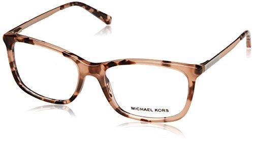 Michael Kors Vivianna II MK4030 Eyeglass Frames 3162-52 - Pink, Clear, Size 16.0