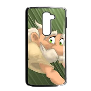 LG G2 Cell Phone Case Black Tarzan Character Archimedes Q. Porter