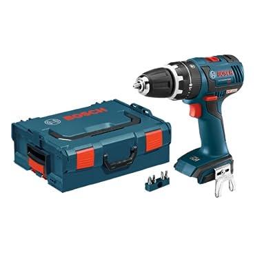 BOSCH HDS182BL Cordless Hammer Drill/Driver, 18.0V
