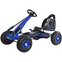 Ricco PB9588A - Kart con ruedas de goma