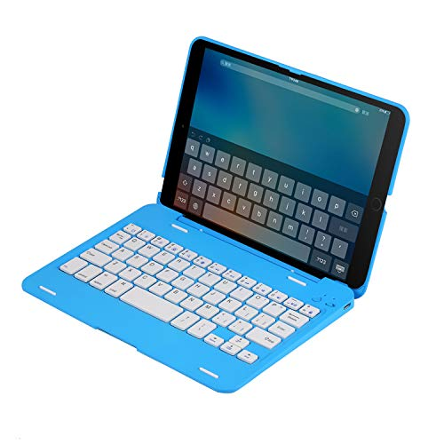Xinnio Foldable Wireless Bluetooth Keyboard Case Cover for 7.9inch iPad iOS/Android Tablet from Xinnio