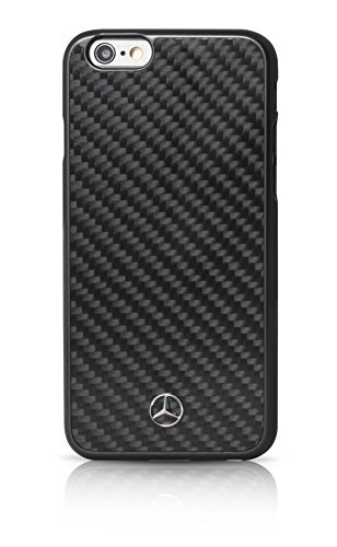 Mercedes Dynamic Collection Fiber Hard Case for iPhone 6/6S - 4.7