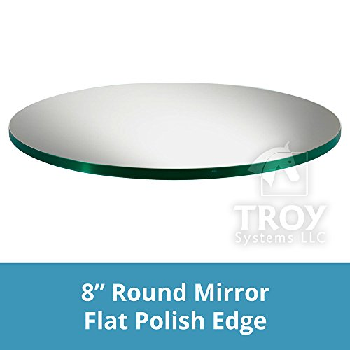 Set Round Mirrors Wedding Centerpieces