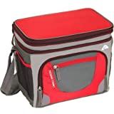 Ozark Trail 36-Can Cooler with Removable Hardliner (Red)