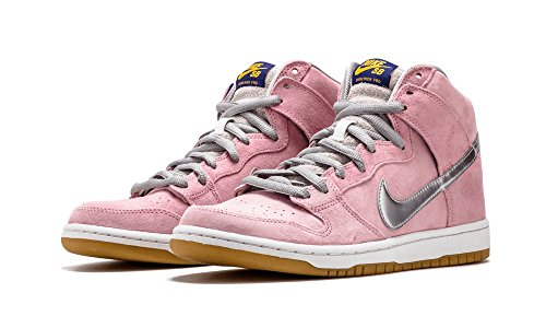 Damen Nike Pro Classic Cooling Sport-BH Echt Pink / Metallic
