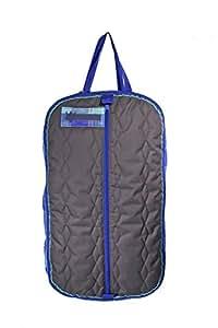 Kensington KPP Roustabout Halter/Bridle Carry Bags, Blue Ice Plaid, One Size