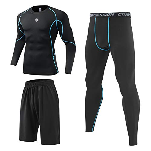 Bestselling Mens Fitness Compression Tops