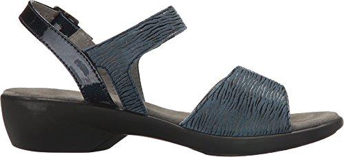 Women's Wolky Agua Sandals Denim Blue pgxTpqd