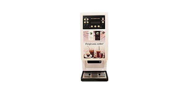 Máquina de bebidas solubles (café,té,...) de 2 selecciones: Amazon.es: Hogar