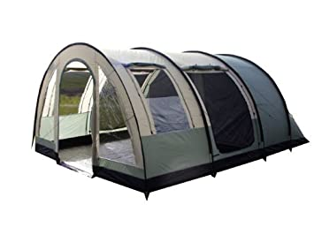 Marechal Belle 5-Person Family Tunnel Tent  sc 1 st  Amazon UK & Marechal Belle 5-Person Family Tunnel Tent: Amazon.co.uk: Sports ...